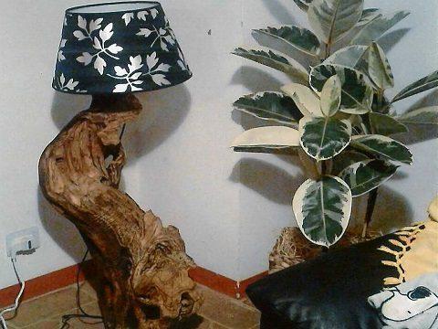 burriesci giuseppe - lampada