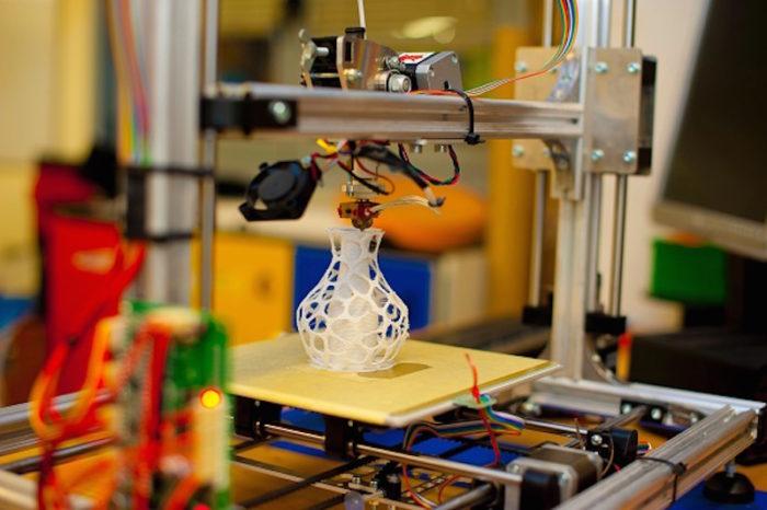 3D-printeing